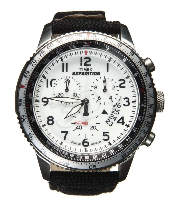 TIMEX EXPEDITION MILITARY CHRONO T49824