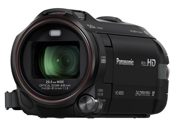 Panasonic HC-W850 black